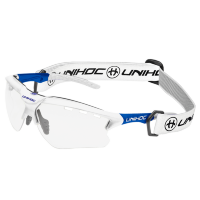 Очки UNIHOC X-REY junior white/blue